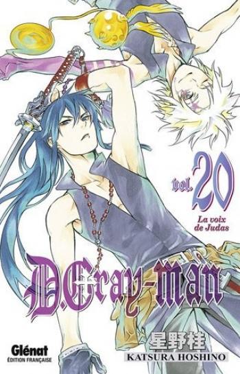 Couverture de l'album D.Gray-Man - 20. Tome 20
