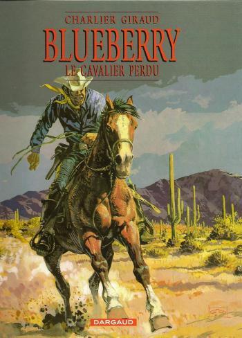 Couverture de l'album Blueberry - 4. Le Cavalier perdu