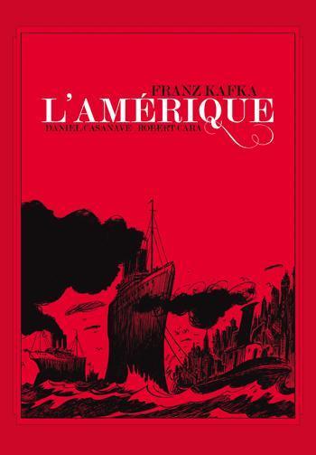 Couverture de l'album L'Amérique - INT. L'amérique (intégrale) - Tomes 1 à 3