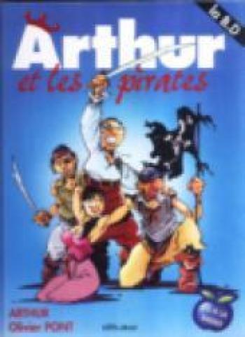 Couverture de l'album Arthur et les pirates (One-shot)