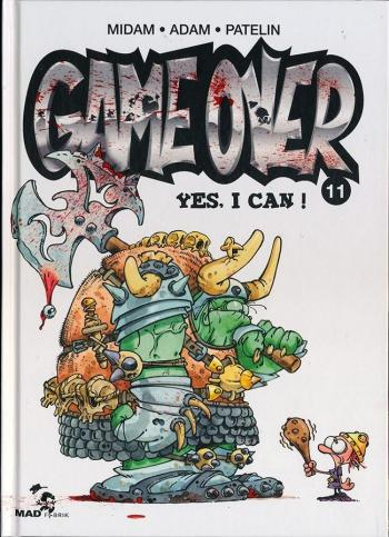 Couverture de l'album Game Over - 11. Yes, I Can