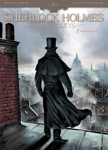 Couverture de l'album Sherlock Holmes - Crime Alleys - 2. Vocations forcées