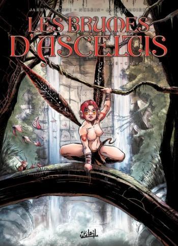Couverture de l'album Les Brumes d'Asceltis - 6. Convergence