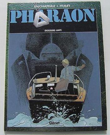 Couverture de l'album Pharaon - 5. Dossier Anti