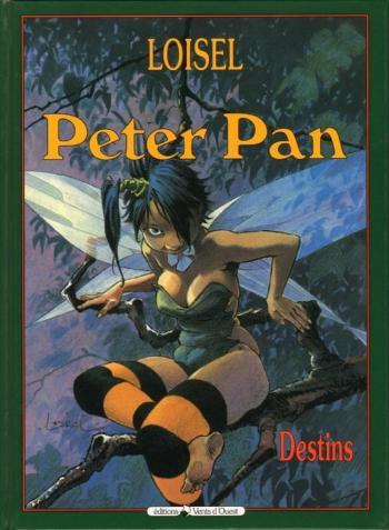 Couverture de l'album Peter Pan - 6. Destins