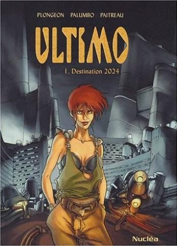Couverture de l'album Ultimo - 1. Destination 2024