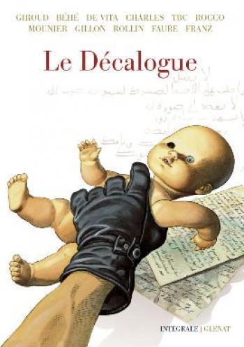 Couverture de l'album Le Décalogue - INT. Le Décalogue (intégrale) - Tomes 1 à 10
