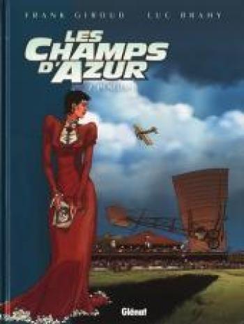 Couverture de l'album Les Champs d'azur - 2. Pénélope
