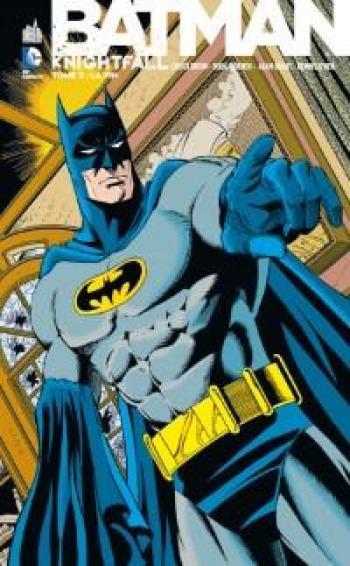 Couverture de l'album Batman - Knightfall - 5. La fin