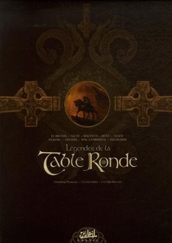 Couverture de l'album Légendes de la Table Ronde - COF. Légendes de la Table ronde