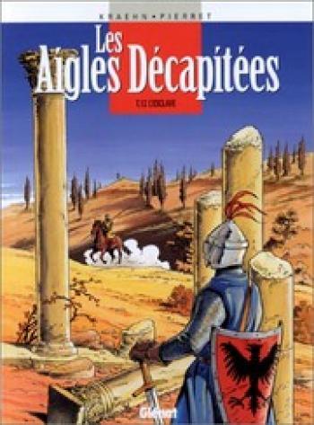 Couverture de l'album Les Aigles décapitées - 12. L'Esclave