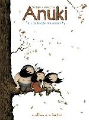 Couverture de l'album Anuki - 2. La Révolte des castors