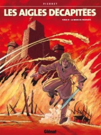 Couverture de l'album Les Aigles décapitées - 21. La main du prophète