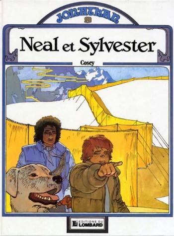 Couverture de l'album Jonathan - 9. Neal et Sylvester
