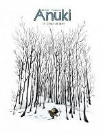 Couverture de l'album Anuki - 3. Le coup du lapin