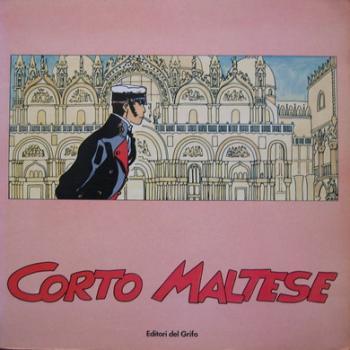 Couverture de l'album Corto Maltese - HS. Corto Maltese