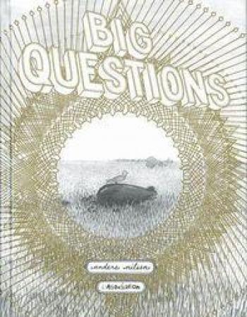 Couverture de l'album Big Questions : Ou l'Asomatognosie (One-shot)
