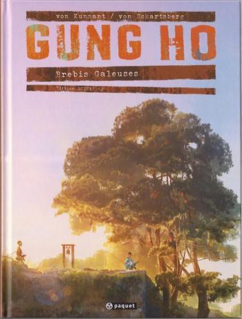Couverture de l'album Gung Ho - 2. Brebis galeuses 1-2