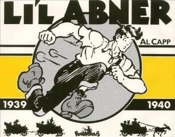 Couverture de l'album Li'l Abner (One-shot)