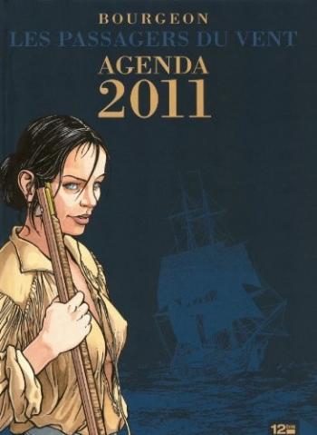 Couverture de l'album Les Passagers du vent - HS. Agenda 2011