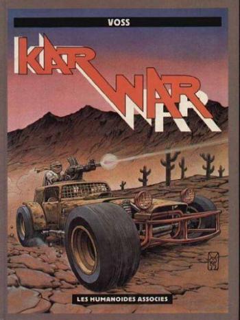 Couverture de l'album Kar War (One-shot)
