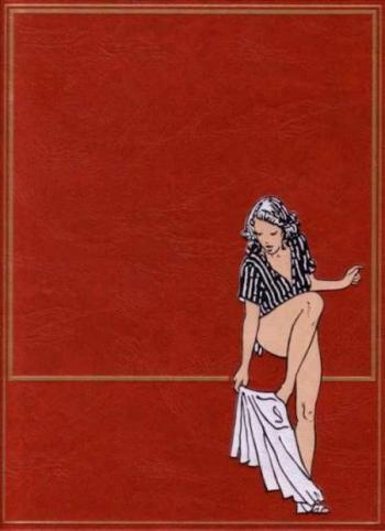 Couverture de l'album Les chefs-d'œuvre de la bande dessinée érotique - 4. Les grands maîtres, Tome 2 : Frivolités à la française