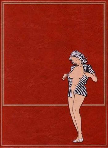 Couverture de l'album Les chefs-d'œuvre de la bande dessinée érotique - 10. Grands Maîtres 4