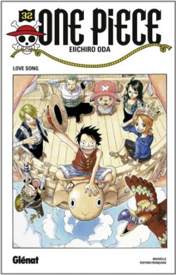 Couverture de l'album One Piece - 32. Love Song
