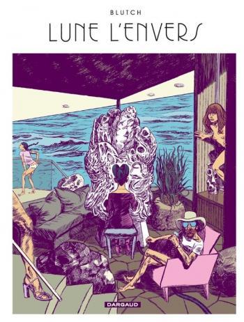 Couverture de l'album Lune l'Envers (One-shot)