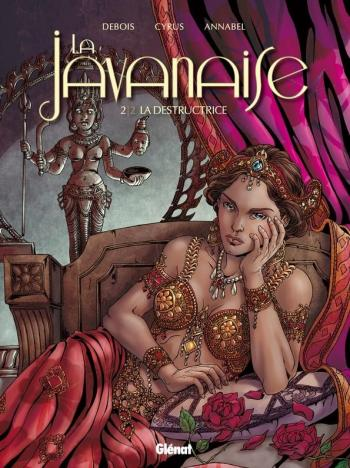 Couverture de l'album La javanaise - 2. La destructrice