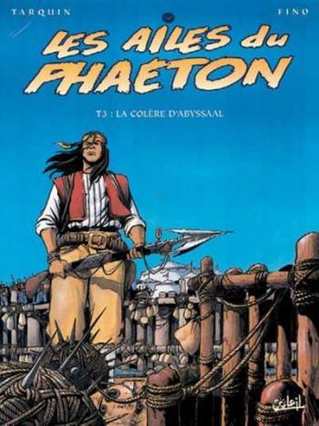 Couverture de l'album Les Ailes du Phaéton - 3. La colère d'Abyssaal