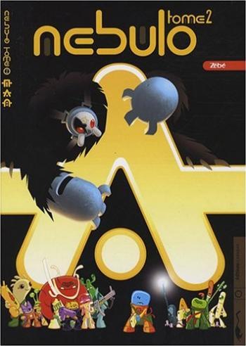 Couverture de l'album Nebulo - 2. Nebulo
