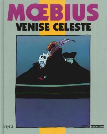 Couverture de l'album Venise céleste (One-shot)