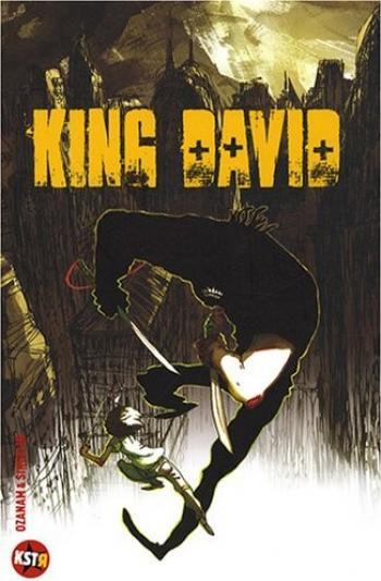 Couverture de l'album King David (One-shot)