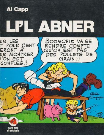 Couverture de l'album Li'l Abner - HS. Li'l Abner
