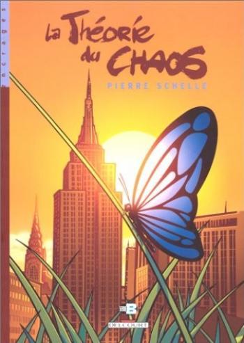 Couverture de l'album La théorie du chaos (One-shot)
