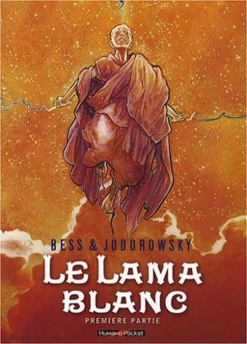 Couverture de l'album Le Lama blanc - INT. Intégrale Première partie