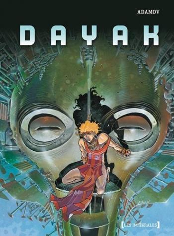 Couverture de l'album Dayak - INT. Dayak