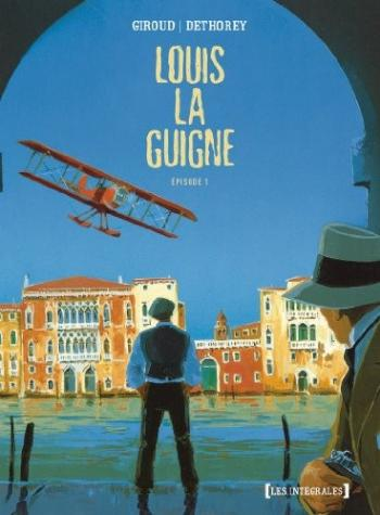 Couverture de l'album Louis la Guigne - INT. Episode 1
