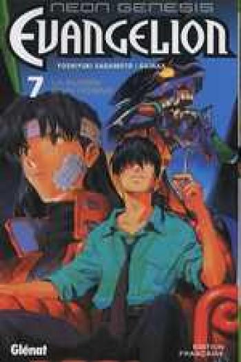 Couverture de l'album Neon Genesis Evangelion - 7. La Guerre D'un Homme