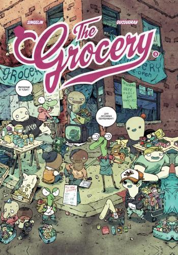 Couverture de l'album The Grocery - 3. Tome 3