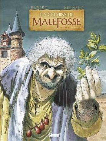 Couverture de l'album Les Chemins de Malefosse - INT. Chapitre II - Tomes 5 à 8