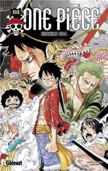 Couverture de l'album One Piece - 69. Sad