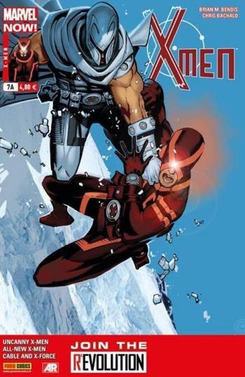 Couverture de l'album X-Men (V4) - 7. Nouveau Mutant