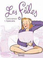 Les Filles 1. Pyjama Party
