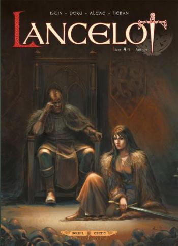 Couverture de l'album Lancelot - 4. Arthur