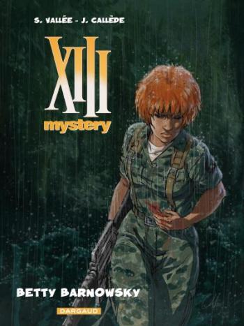 Couverture de l'album XIII Mystery - 7. Betty Barnowsky