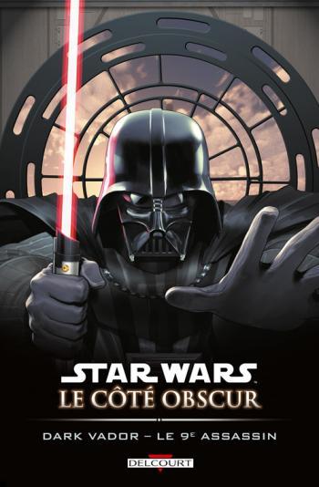 Couverture de l'album Star Wars - Le Côté obscur - 14. Le 9e Assassin