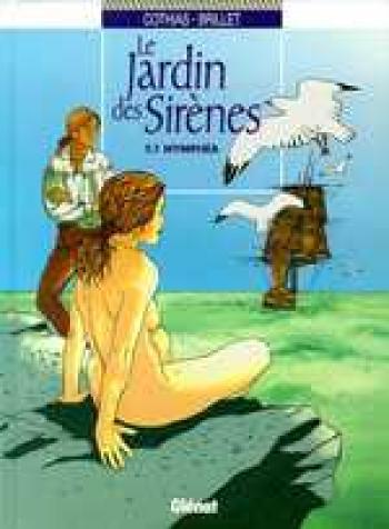 Couverture de l'album Le jardin des sirènes - 1. Nymphéa