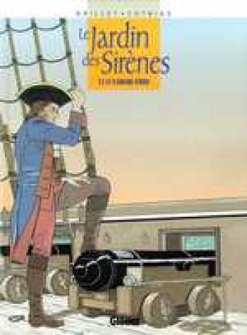 Couverture de l'album Le jardin des sirènes - 2. Le flamand aérien
